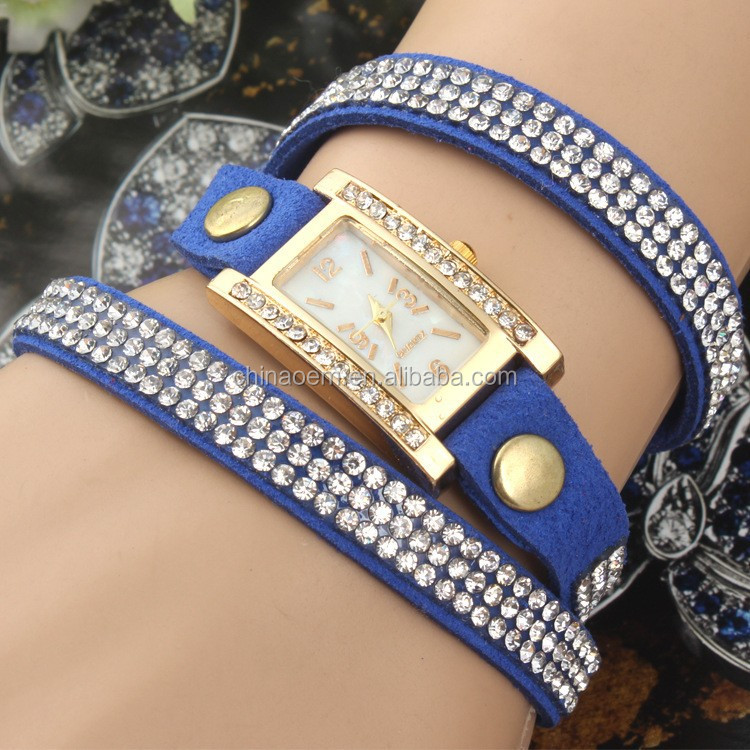 Woman watch Chinese Wholesale watch made in China,