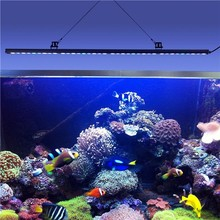 1000K white blue green uv full spectrum 45 inch 36x3w 108w coral reef used beamswork led aquarium light