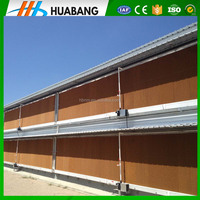Brown Evaporative Cooling Pad With High