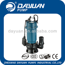 WQD electric water pump drawing