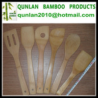Natural Bamboo Different Kinds Of Spoons