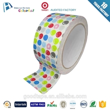 Waterproof Wrapping decoration duct tape with low price