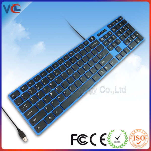 VMQ-20 trade assurance colored usb laptop keyboard picture