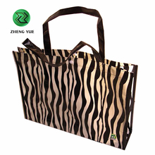 high quality cheap grocery bag/100% recycle cheap foldable shopping bag/nice print cheap logo shopping tote bags