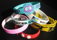 manufacture any of custom design silicone wristband watch