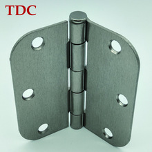 Truck Body Parts residential Bent Hinge Mild Steel material