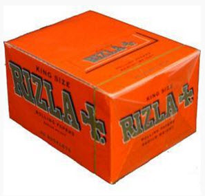 Rizla Rolling Papers King Size Red 50s