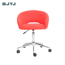 BJTJ Colorful leisure bar chairs adjustable swivel salon barber chair