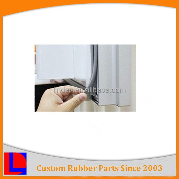 Top quality customized with low price made in china various rubber auto door seals strip