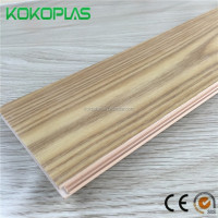Anti-Bacterial Anti-Static Bomeiflor Non-Directional Homogeneous Vinyl Sheet Flooring