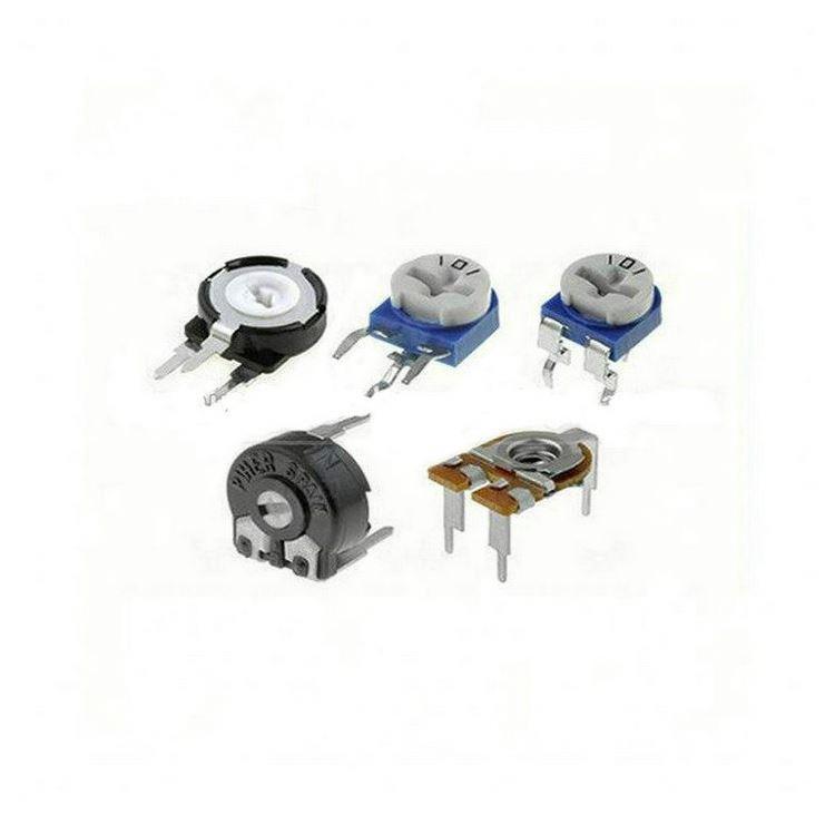 271-5.62K-RC 5.62K Ohm 1//4 Watt 1/% Metal Film Resistor Lot of 100 Pieces
