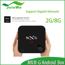 2015 New selling item 1080 4K media player 4k ultra output android tv box xnxx movies cartoon tm8c MXIII-G