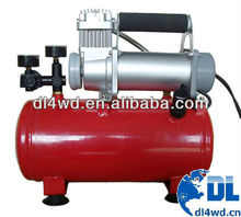 New Items!! off road air compressor with 8L tank portable big red air compressor