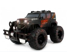 28281407-Velocity Toys Mud Monster Jeep Wrangler Electric RC Truck 1-16