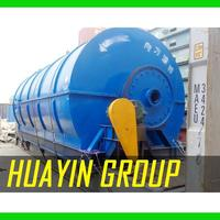 Multifunctional waste plastic pyrolysis machinery for wholesales