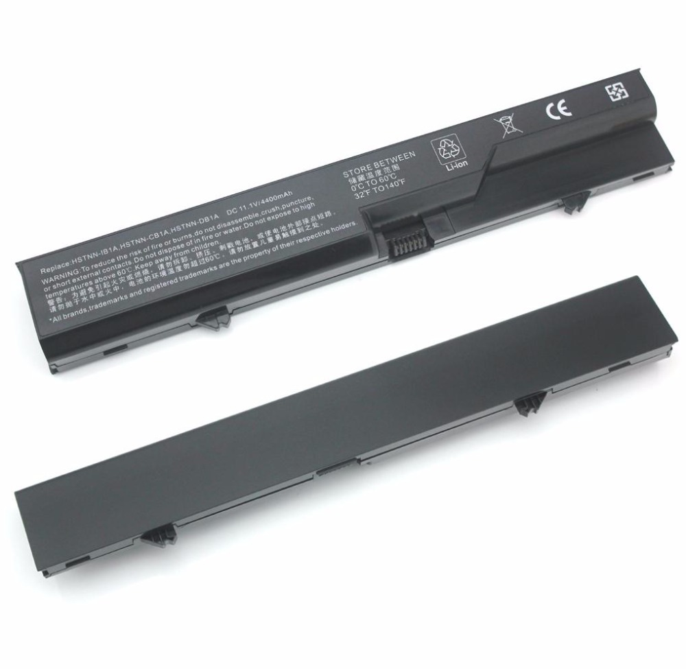 6Cells 4400mah 11.1V Laptop Battery for HP 587706-121 587706-541 587706-241 BQ350AA