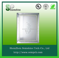 Smt stencil for pcb board, Made of Stainless Steel Material