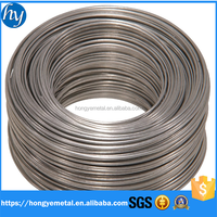 Good Bending, High Luster, Cold drawn Stainless Steel Wire