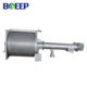 High Powered self-cleaning water filter screw type press for textile manufacturer screen drum