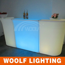led illuminated commercial bar furniture for sale