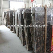 black and gold marble slab in stock for wholesale