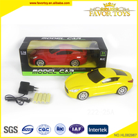 Good quality 4CH 1:16 colorful plastic mini rc car with headlights