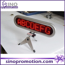 LED Taxi Sign high quality, inside LED Car Display, small portable Taxi LED Display