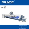 High precision and rigidity with PYB-BT40 spindle PYB CNC Machine Center