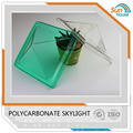 polycarbonate skylight dome for roof