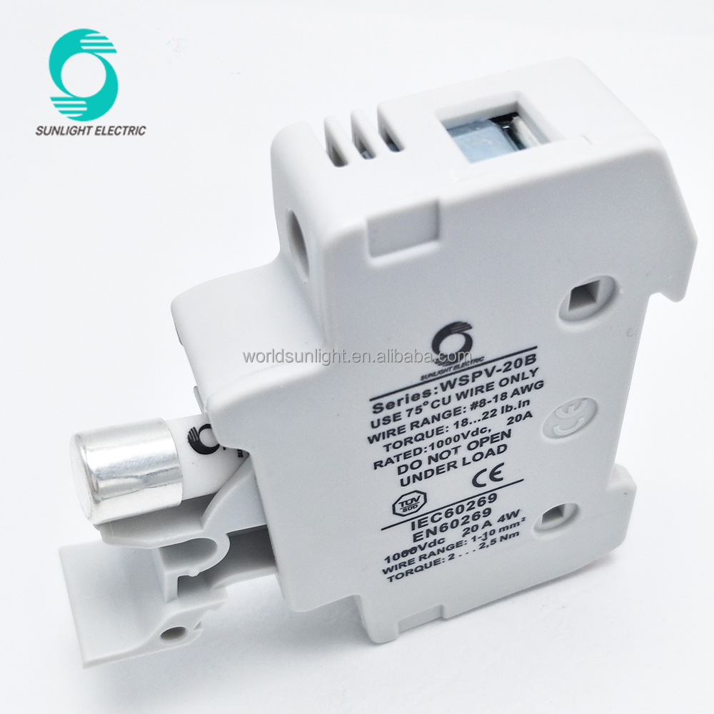 Wholesale Fuse Box Online Buy Best From China Mta Relay Solar Energy Pv 30a 1000v Dc Photovoltaic Strongfuse Strong