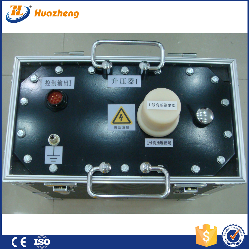 DC Hipot Tester Output Voltage can be up to 5KV ac withstand system test