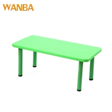 kindergarten school kids non-toxic materials eco-friendly pp table and chairs