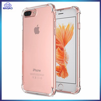 2016 Trending products clear ultr slim protective case for apple iphone 7 7 plus with waterproof and shockproof
