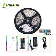 2016 12v dc PF>0.95 IP67 Waterproof Optional LED Strip 60 leds/Meter SMD 5050 2835 3528 5630 RGBW RGB flashing led strip light