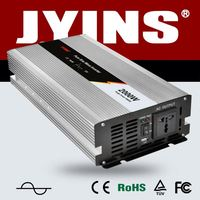 2000W 12v 24v 48v dc to ac 110v 230v inverter for refrigerator