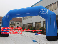 Inflatable Start Finish/End Line Arch for Outdoors Sports Events