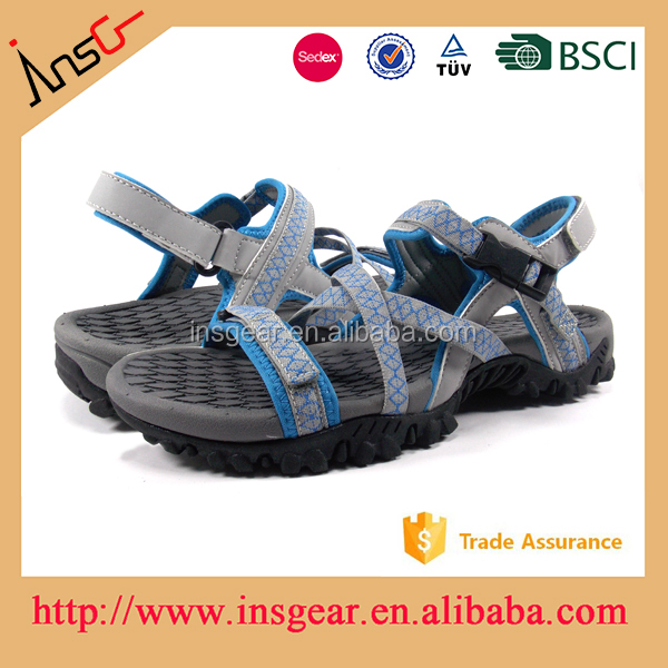 latest fashion dresses fabric tape leather beach sandal