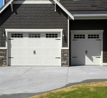 Industrail Automatic Garage Door With Accessories