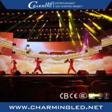 Stage Decorative LED Video Wall Curtain for Concert