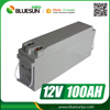 Bluesun lead acid 12v 100ah gel car battery for ups solar system long life