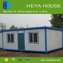 Hot sale 1 bedroom mobile homes 1 container 1 floor house plans