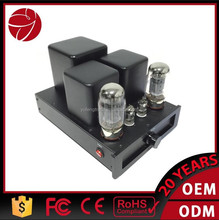 100% hand made KT88 Single-ended high power home theater audio amplifier SE-KT88