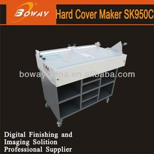 BOWAY supply SK950C a4 hard cover file folder cover maker