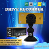 "2.7"" 1920x1080P 170 degrees wide angle car drive cameras"