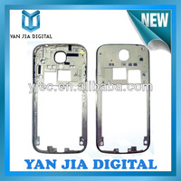 Full Housing cover for Samsung S4 i9500 Front lcd Middle Frame