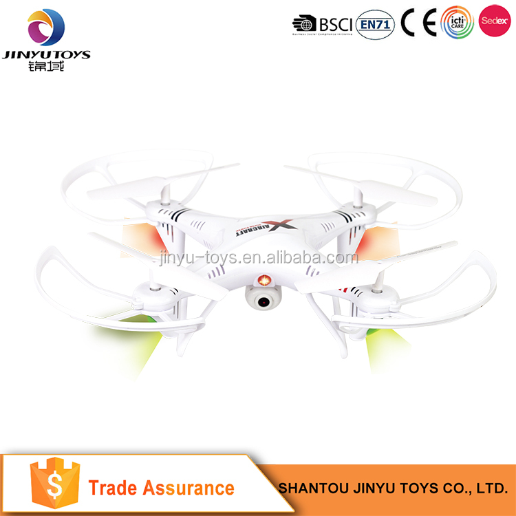 Flying toy drone helicopters for sale 2.4G 6-axis rc drone with camera
