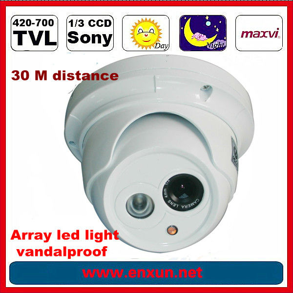 Sony 700 TVL 30 m distance effio DSP sony ccd 520tvl cctv security outdoor camera