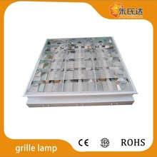 High Quality Office Louver Luminaire Grid Fluorescent Light Fixture Grill Led Lamp