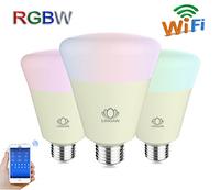 Universal wifi led residential magic lighting wireless night light bulbs