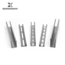 high quality aluminum slotted strut channel manufacturer
